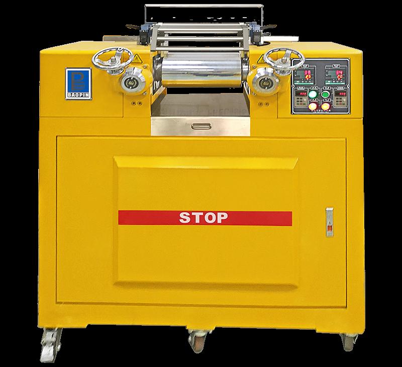 双辊开炼机/电热水冷型/仪表控制