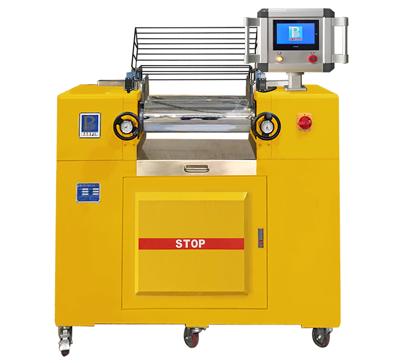 双辊开炼机/油热型/PLC控制