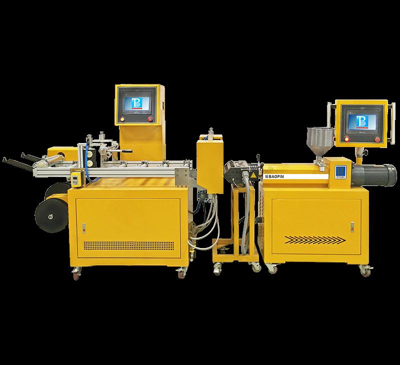 实验用流延薄膜机/PLC型