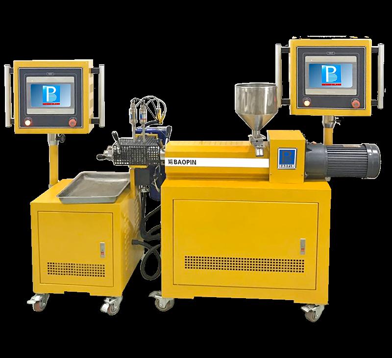 实验室单螺杆挤出机/过滤性测试/PLC型
