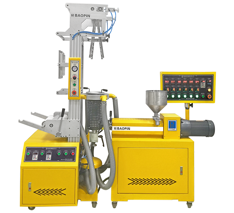 实验室吹膜机/仪表控制