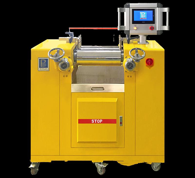 橡胶开炼机/PLC控制