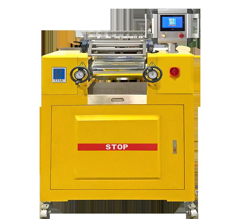 双辊开炼机/电热型/PLC控制