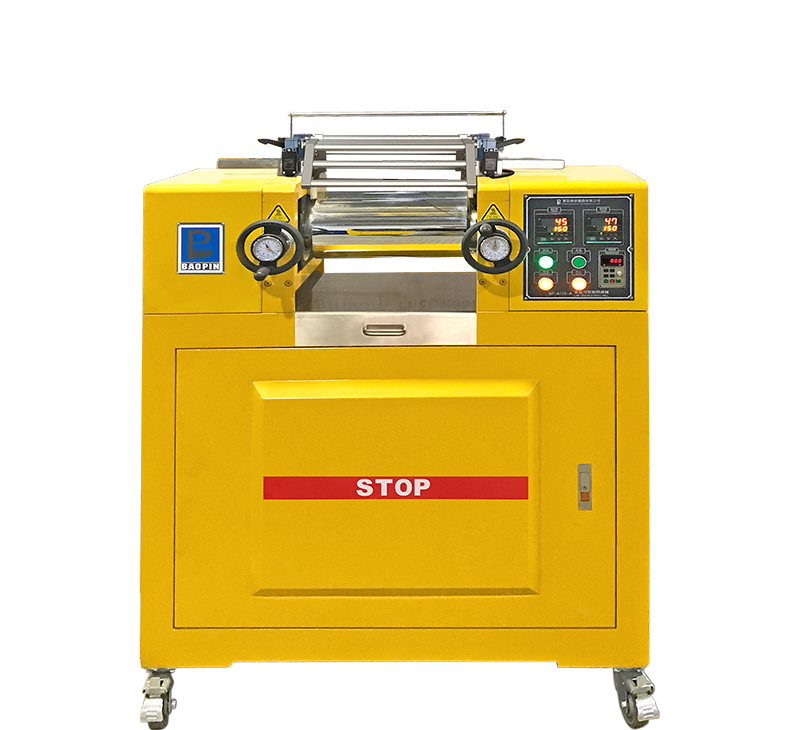 双辊开炼机/电热型/仪表控制