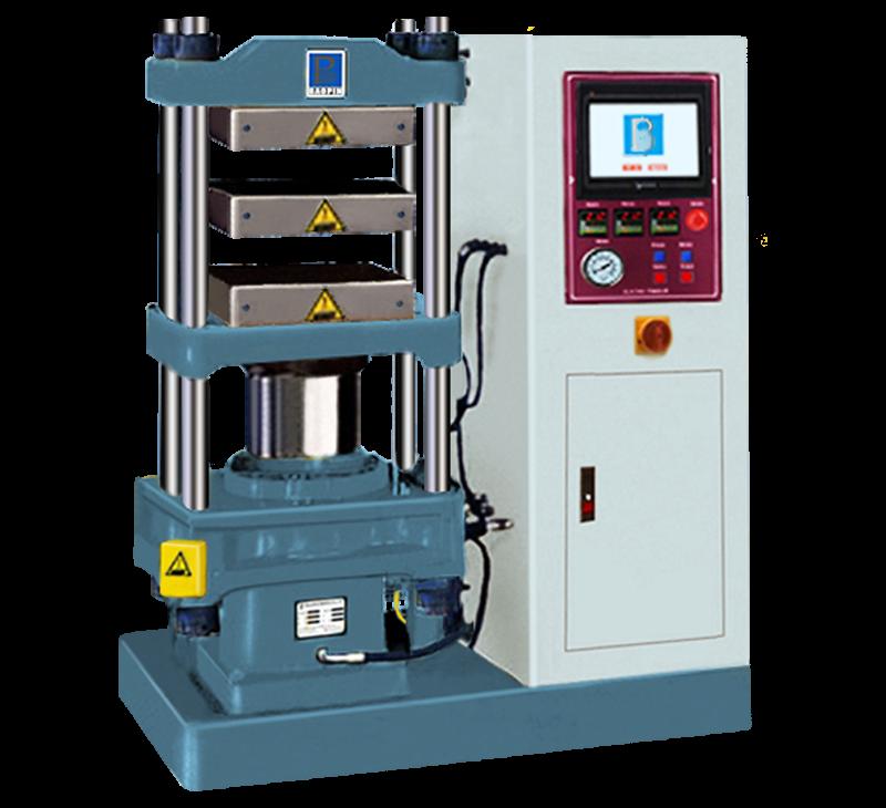 平板硫化机/电热PLC程控